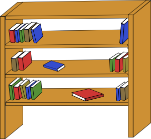 Machovka-Bookcase